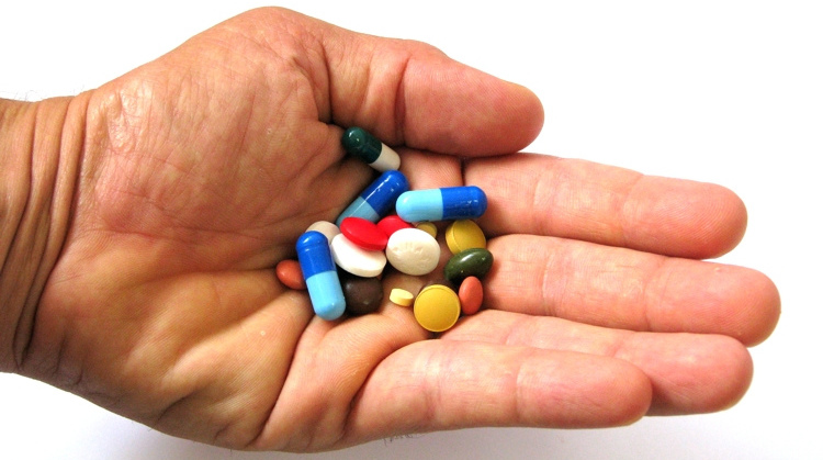 Varietate de pastile
