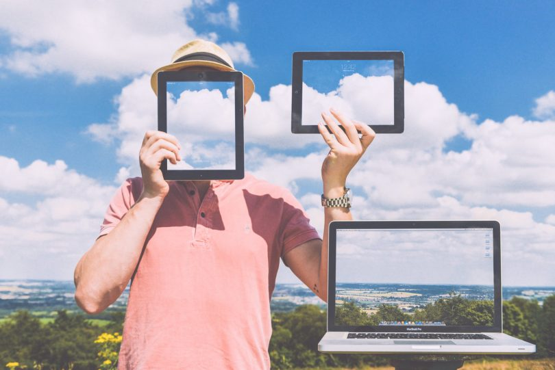 tableta, telefon, laptop, om, tehnologie, somn,stiinta, descoperire,