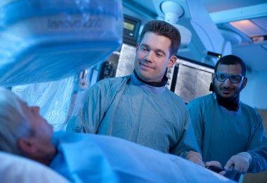 Operatie pe inima care poate salva mii de vieti