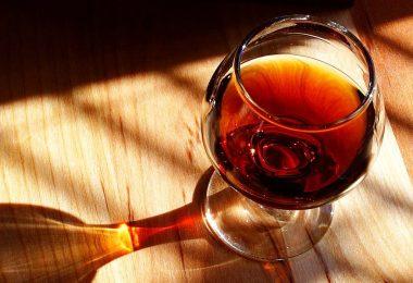 Jon Sullivan - A glass of tawny port
